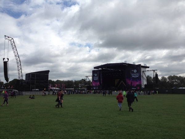 Hackney Weekend: the main stage